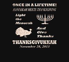 Classic Thanksgivukkah - Hanukkah meets Thanksgiving Unisex T-Shirt