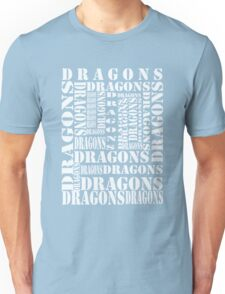 """Dragons Dragons"" T-Shirt Unisex T-Shirt"