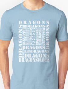 """""""Dragons Dragons"""" T-Shirt T-Shirt"""