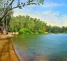 Tocumwal Boat Ramp by LeonD
