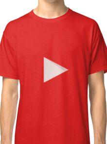 YOUTUBE LOGO Classic T-Shirt