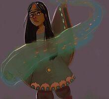 Spellcaster. by KDOTJAY