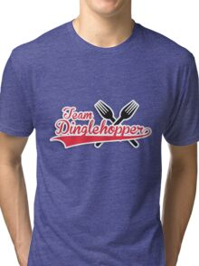 Team Dinglehopper Tri-blend T-Shirt
