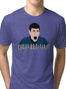 Raw Emotion Tri-blend T-Shirt