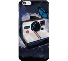 Capture your time iPhone Case/Skin