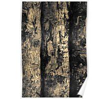 Plantation Logs - 1 (duotone) Poster