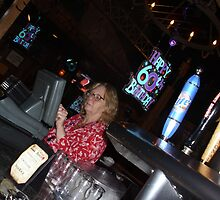 bartenders birthday by wormink