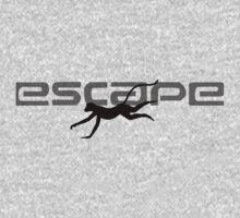 Escape via Parkour by Kirdinn