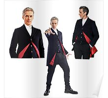Doctor who- 12th Doctor  Poster