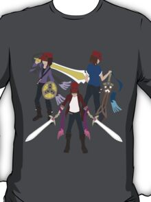 Honedge, Doublade, Aegislash T-Shirt