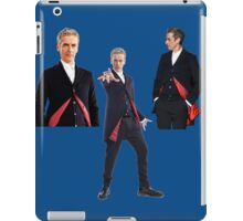Doctor who- 12th Doctor  iPad Case/Skin