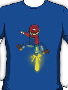 Mario Energy Beam T-Shirt