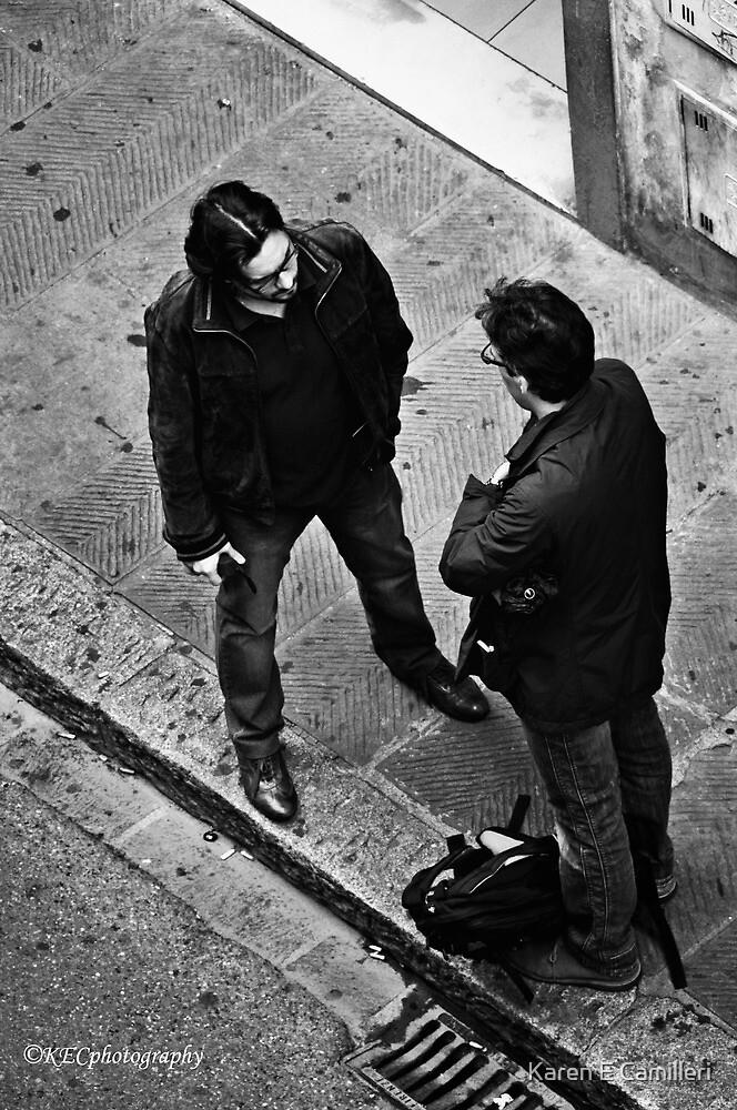 Parlez.... by Karen E Camilleri