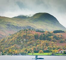 A view from Ullswater by Ralph Goldsmith