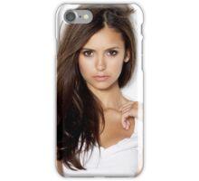 Nina Dobrev Elena Gilbert The Vampire Diaries iPhone Case/Skin