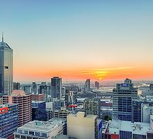 Magnificent Melbourne III by Ray Warren