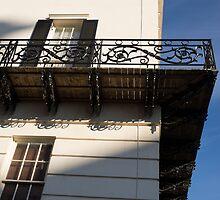 Washington, DC Facades - White House Neighborhood by Georgia Mizuleva