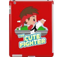 Cute Ryu iPad Case/Skin