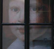 Boy At The Window by patjila