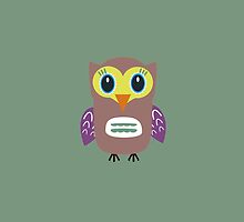 Ugly Owl by ilovecotton