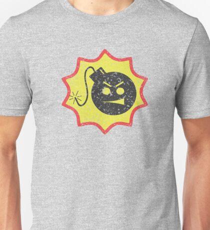 Serious Bomb Ruined Unisex T-Shirt