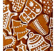 Gingerbread Cookies by boogeyman