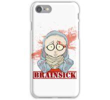Brainsick Bunny iPhone Case/Skin