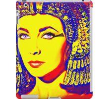 Elizabeth Taylor in Cleopatra iPad Case/Skin