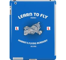 Learn to Fly iPad Case/Skin