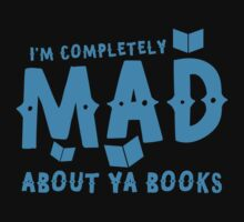 I'm completely MAD about YA (Young Adult) Books! One Piece - Short Sleeve