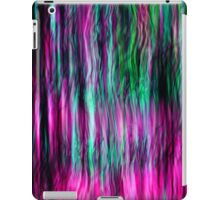 Abstracted Colours - Pink iPad Case/Skin