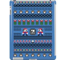Super Mario Sweater iPad Case/Skin