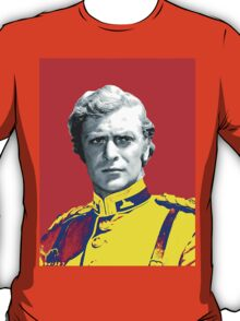 Michael Caine in Zulu T-Shirt