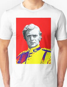 Michael Caine in Zulu T-Shirt