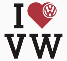 I love VW - 2 by TheGearbox