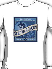Nightmare Moon Beer T-Shirt