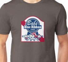 Babs Blue Ribbon Beer Unisex T-Shirt