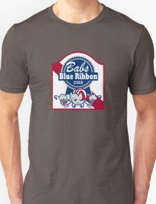 Babs Blue Ribbon Beer T-Shirt