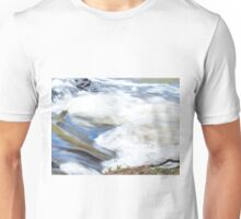 Fast Flowing Water Unisex T-Shirt