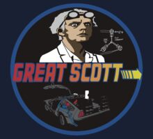 Great Scott  by superedu