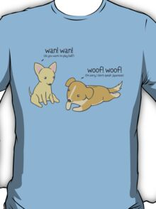 Onomatopoeia T-Shirt