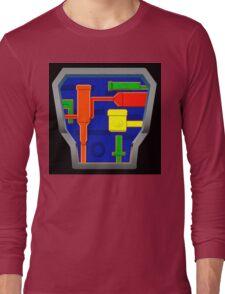 B.A.T.S. sticker alternative Long Sleeve T-Shirt