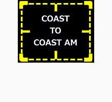 Coast to Coast AM of Interest sticker alternative Unisex T-Shirt