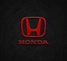 Honda red by TheGearbox