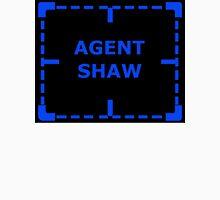 Agent Shaw as an Asset sticker alternative Unisex T-Shirt