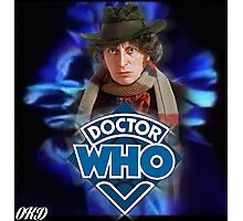 Doctor Who 50th Anniversary - Fourth Doctor Photographic Print