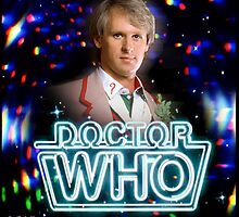 Doctor Who 50th Anniversary - Fifth Doctor by Oliver Kidsley