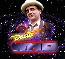 Doctor Who 50th Anniversary - Seventh Doctor by Oliver Kidsley