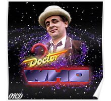 Doctor Who 50th Anniversary - Seventh Doctor Poster