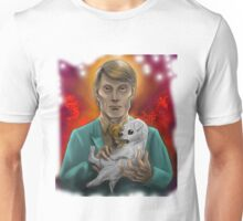 Hannibal and a puppy Unisex T-Shirt